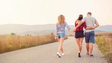 полигамия, тройка