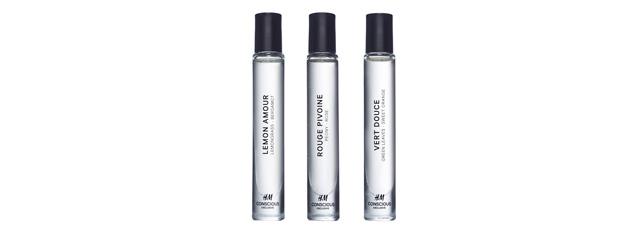 3 екологични парфюмни масла от колекцията Conscious Exclusive