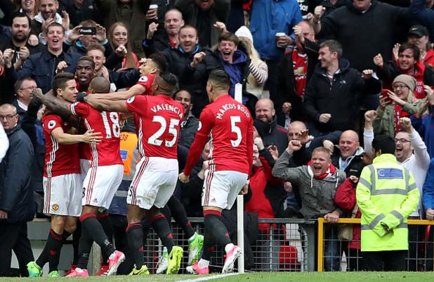 Манчестър Юнайтед - Челси 2:0