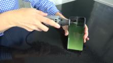 Samsung Galaxy S8 батерия - разрязан