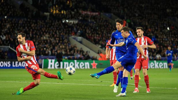 Лестър - Атлетико Мадрид 1:1