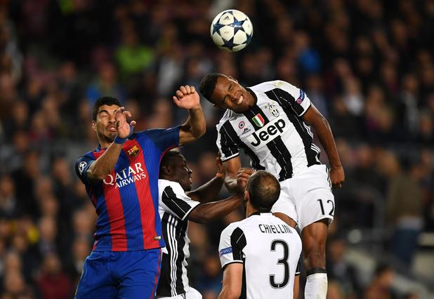 Барселона - Ювентус 0:0