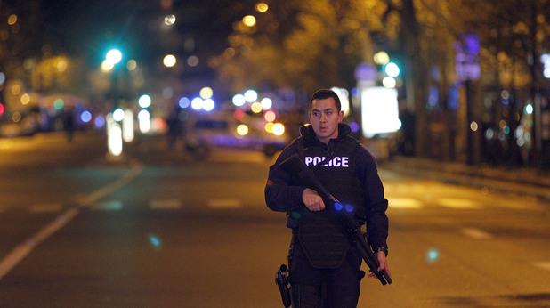 полиция, франция,