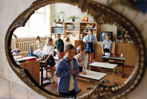 Минск приют за деца