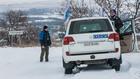 Автомобил на ОССЕ в Украйна