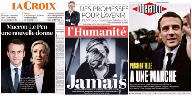 пресата във франция