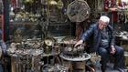 продавач на антики в истанбул