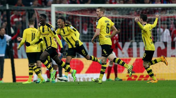 Байерн Мюнхен - Борусия Дортмунд 2:3