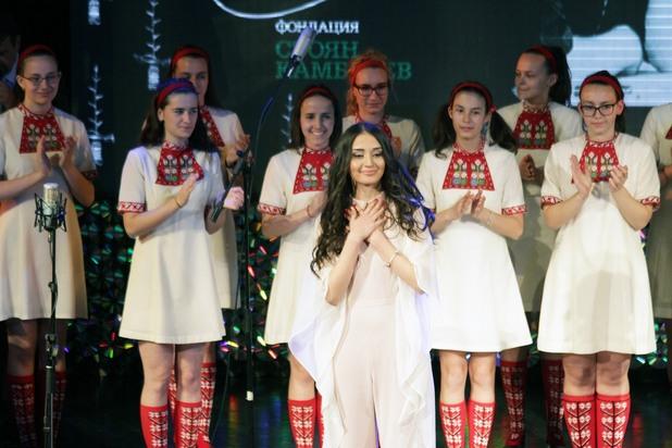"""мария славова - награди """"Стоян Камбарев"""" 2017"""