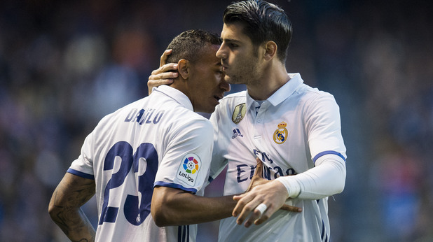Депортиво - Реал Мадрид 2:6