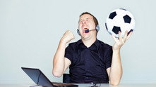 футболен коментатор