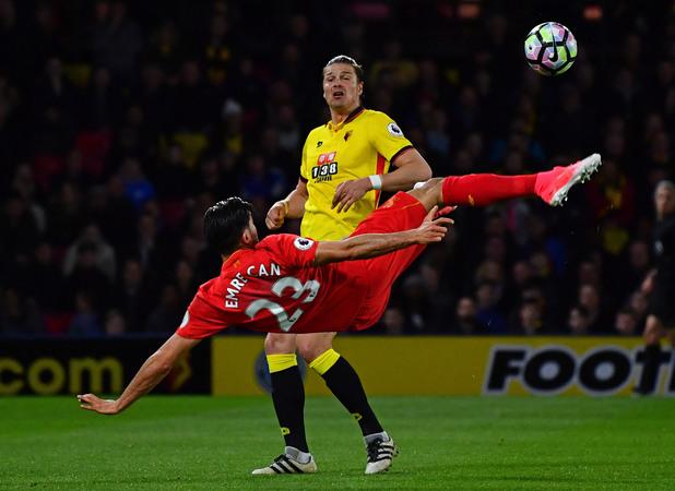 Уотфорд - Ливърпул 0:1