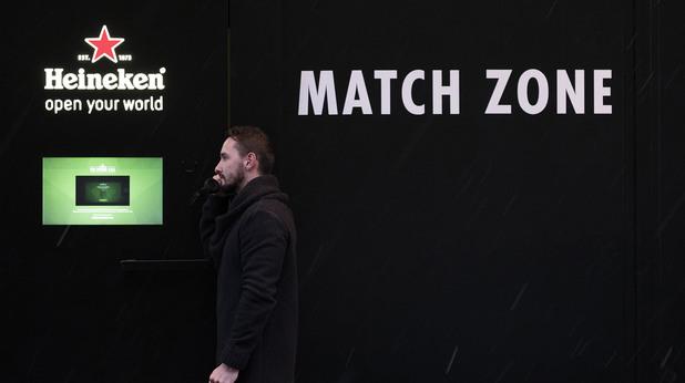 Ексклузивна Мач Зона за финалите на Шампионска лига в София