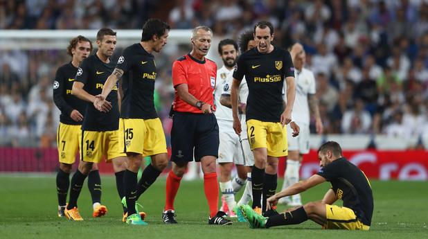 Реал Мадрид - Атлетико Мадрид 3:0