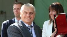 Валентин Радев - министър на вътрешните работи