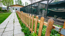 "Спасителен център за диви животни на ""Зелени балкани"" Стара Загора"