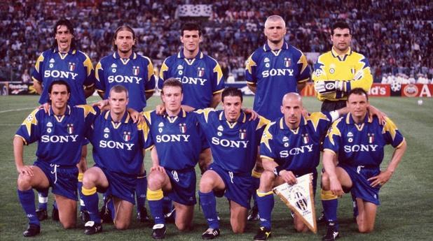 европейските шампиони от 1996