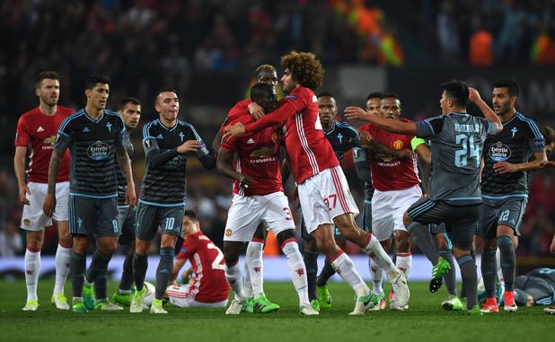 Манчестър Юнайтед - Селта 1:1