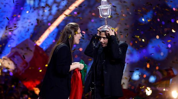 Салвадор Собрал, Евровизия 2017