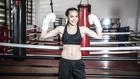Боксьорката Станимира Петрова пред Webcafe