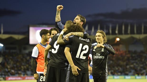 Селта - Реал Мадрид 1:4