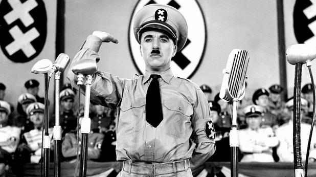 Чарли Чаплин, Великият диктатор