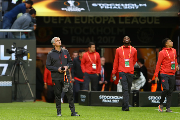 Жозе Моуриньо преди финала в Лига Европа