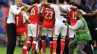 Арсенал - Челси 2:1