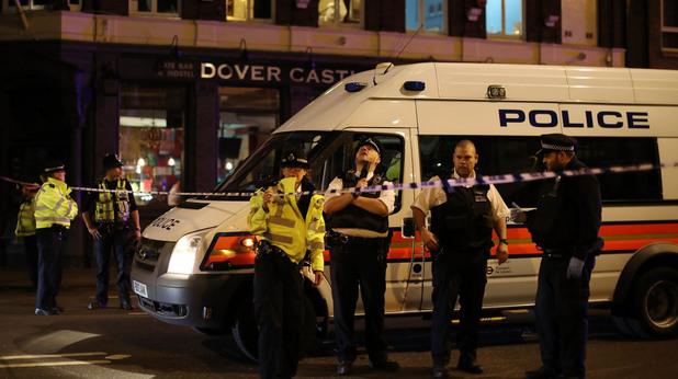 Лондон, терористичен акт