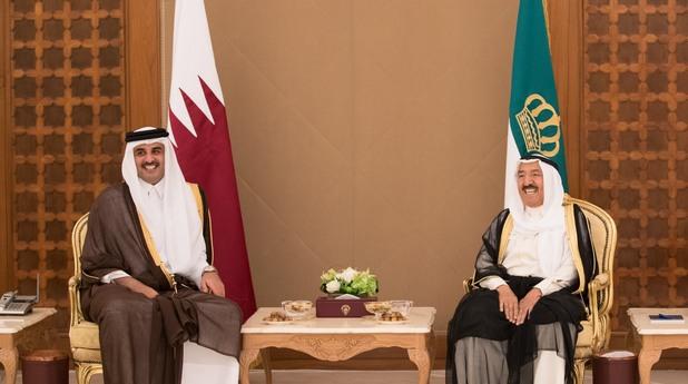 Кувейт Катар емири