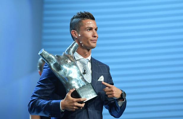 Футболист №1 на Европа на УЕФА 2016