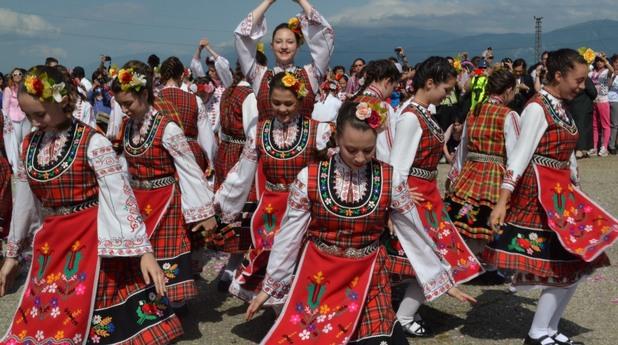 фестивал културен туризъм Казанлък