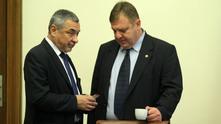 Министерски съвет, министри, Валери Симеонов, Красимир Каракачанов
