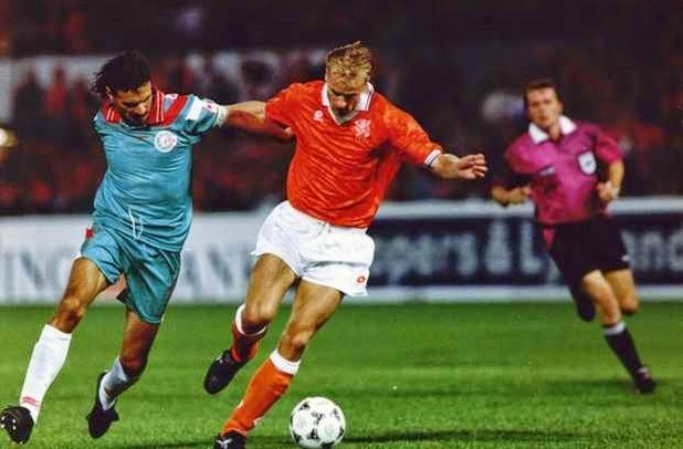 Беларус - Холандия 1:0, 1995 г.