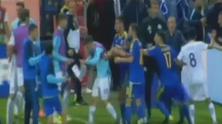 Босна - Гърция 0:0