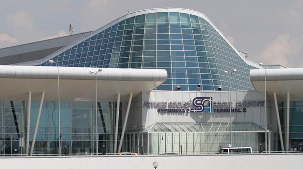 летище софия, терминал 2, аеропорт