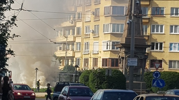 Пожар Васил Левски
