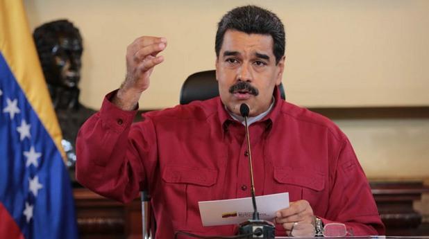 николас мадуро, венецуела, президент