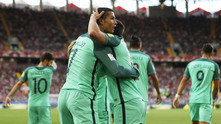 Русия - Португалия 0:1