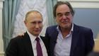 Владимир Путин и Оливър Стоун