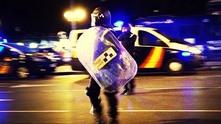 полиция, испания