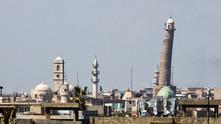 джамията в мосул