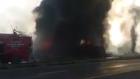 пожар в пакистан