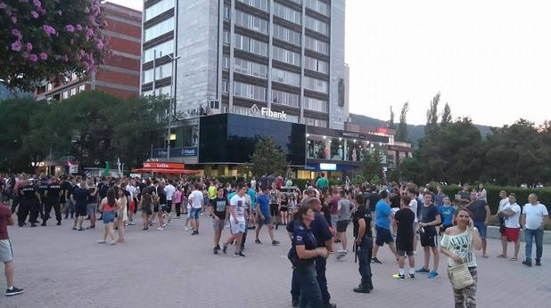 асеновград, протест, граждани