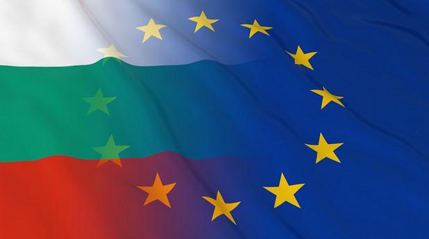 българия, ес, знамена, председателство