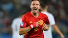 Испания - Италия 3:1, Саул Нигес
