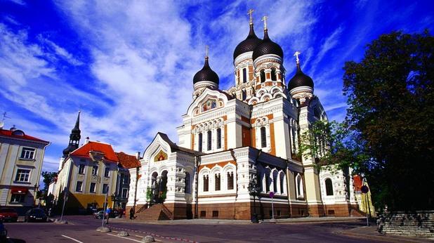 александър невски, православна църква, талин