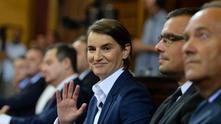ана бърнабич, сърбия, премиер, министър-председател