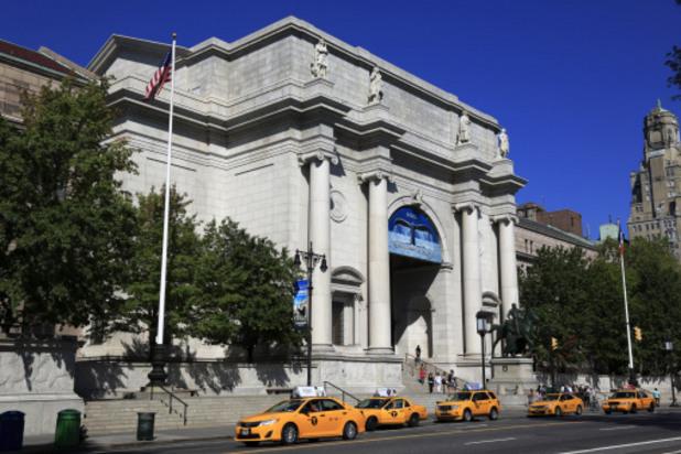 американски музей по естествена история