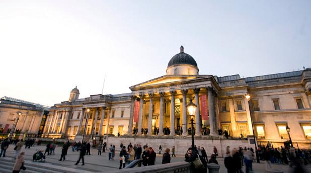 национална галерия лондон